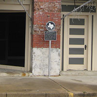 McLennan County Historical Markers